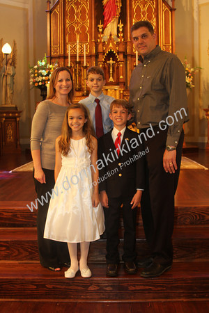 2014 St John the Baptist Communion